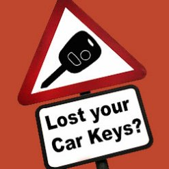 Emergency roadside  Locksmith Car Key Replacement Service